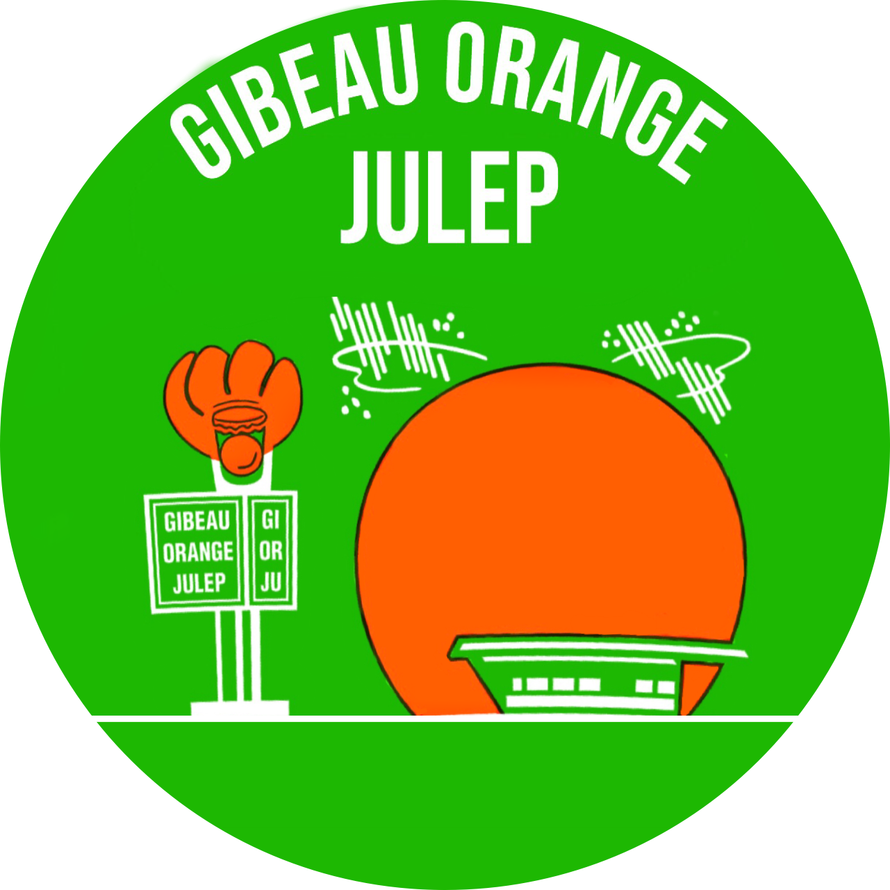 GIBEAU ORANGE JULEP
